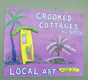 Crooked Cottages By Betsy