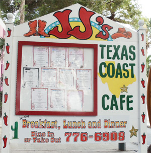 JJ's Texas Coast Cafe