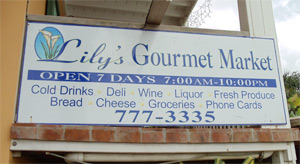 Lily's Gourmet Market