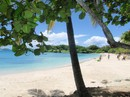 Stunning St John USVI postcard beaches with white sand